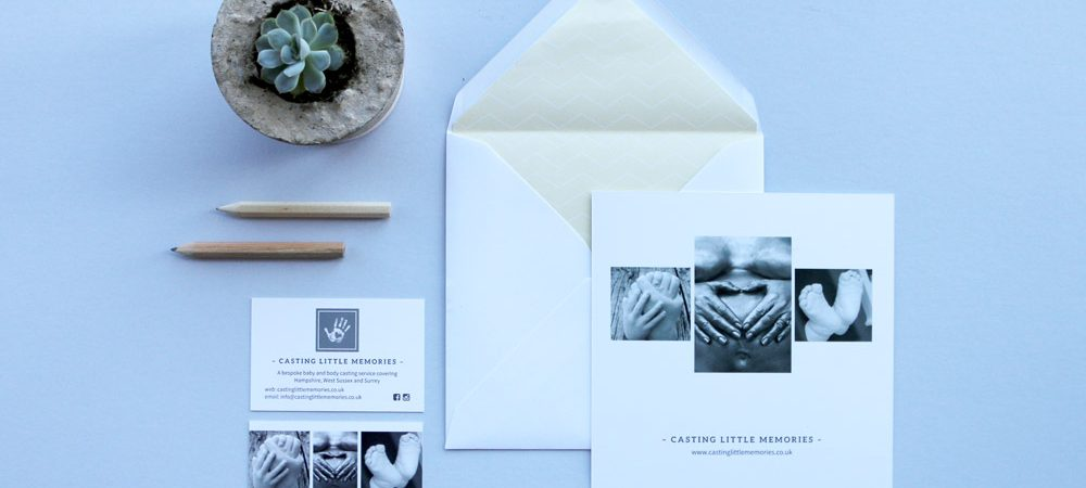 Casting Little Memories branding